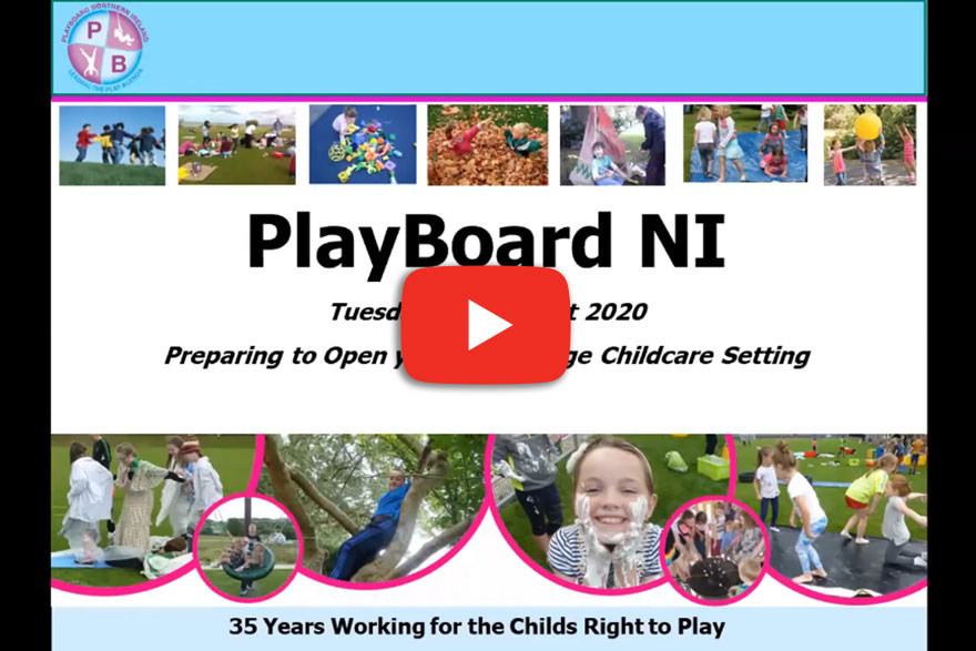 PlayBoard Webinar - Preparing To Reopen Your School Age Childcare Setting