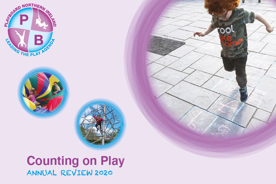 Publication - PlayBoard NI Annual Review 2020