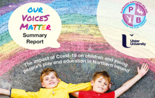 Survey Shows Covid-19 Restrictions Could Have Long-term Impact On Children's Play And Development