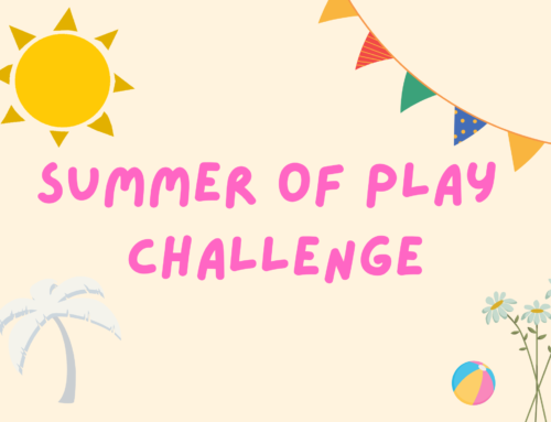 Summer of Play Challenge