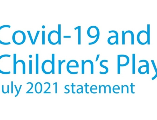 Play Safety Forum statement on Covid-19 and play