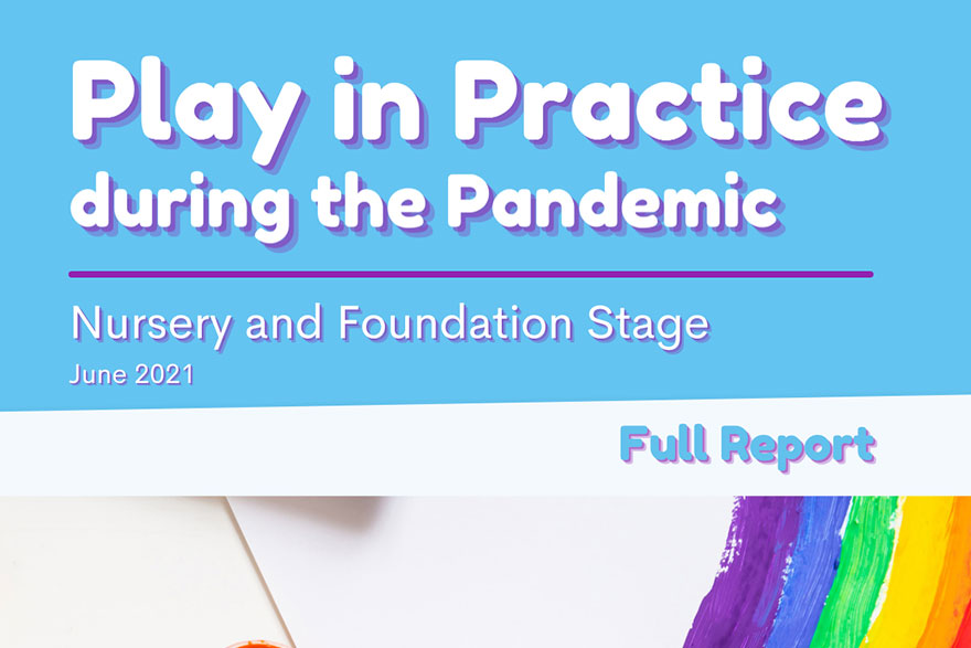 Play In Practice - During The Pandemic - Full Report