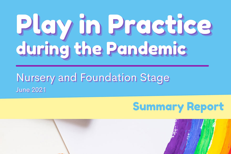 Play In Practice - During The Pandemic - Summary Report